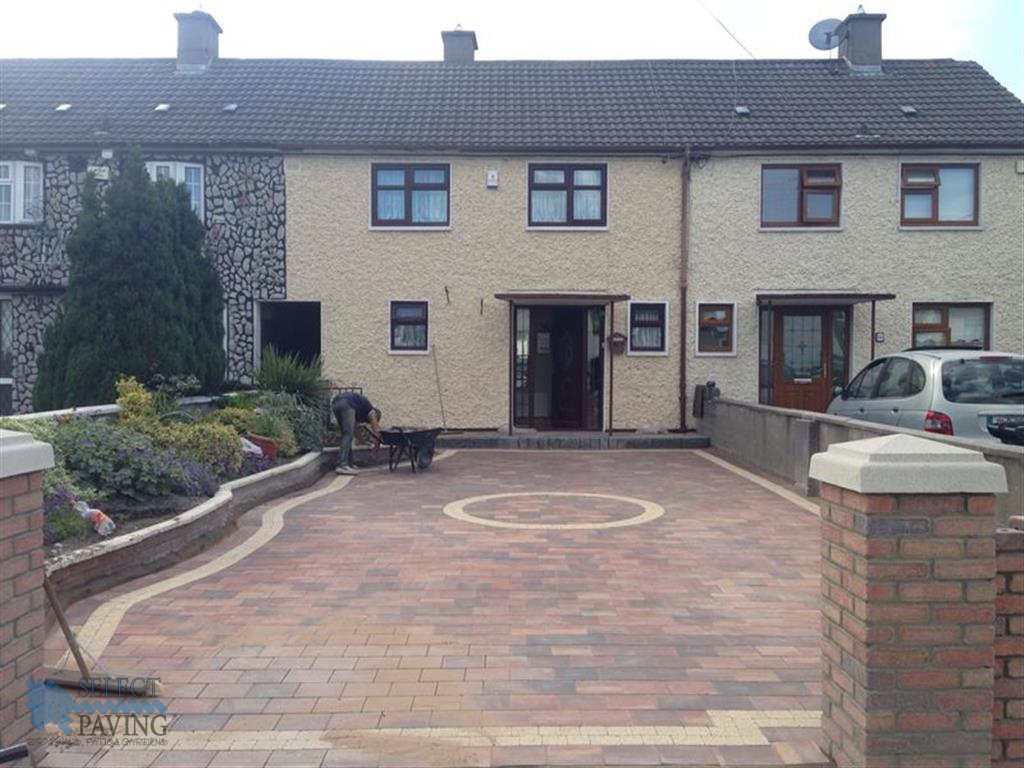 Paving Contractors Kildare
