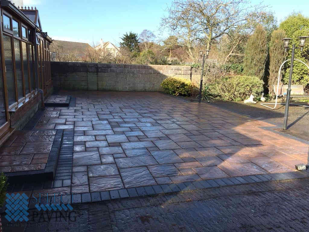 Patio Kildare